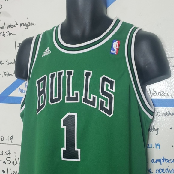 hot sale online 2bf55 19515 NBA Chicago Bulls Derrick Rose Jersey